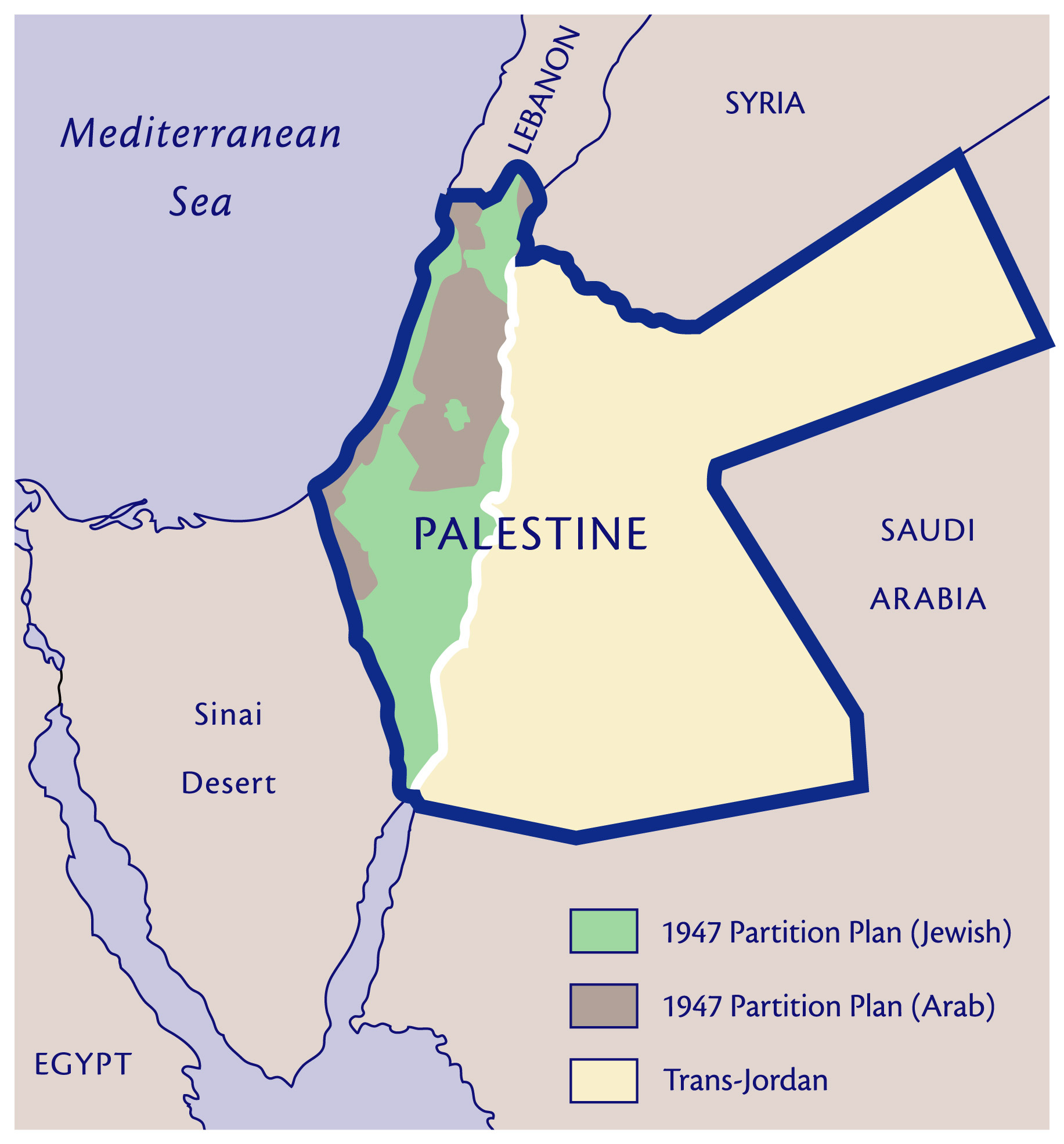 a history of the four major arab israeli conflicts over palestine since 1947 Encyclopedia of jewish and israeli history, politics and culture, with biographies total casualties, arab-israeli conflict (1860 - present.