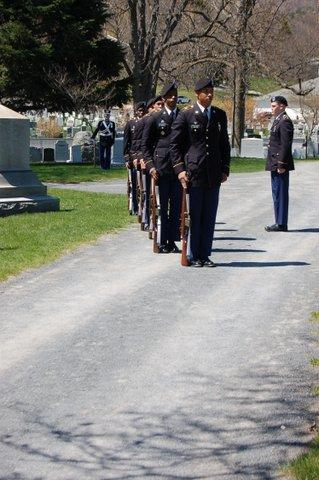 West Point Ceremony