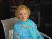 Ruth Gruber in 2007