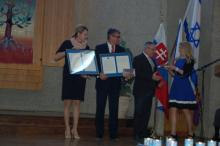 Proclamation from Israel to the Czech Republic, Slovakia